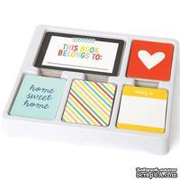 Базовый набор Project Life by Becky Higgins - Core Kit - Happy - ScrapUA.com