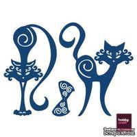 Нож для вырубки от Tattered Lace - Cats - Кошки