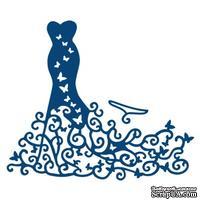 Нож для вырубки от Tattered Lace - Deco Dress - Платье