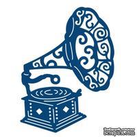 Нож для вырубки от Tattered Lace - Gramaphone - Граммофон