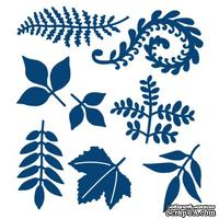 Нож для вырубки от Tattered Lace - Foliage - Листья