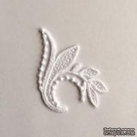 Декор ажурный - виньетка от Allmacrfat, цвет на выбор, 1 шт