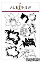 Набор штампов от Altenew - Crown Bloom Stamp Set
