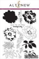 Набор акриловых штампов от Altenew - Beautiful Day Stamp Set