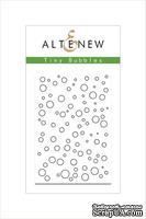 Набор штампов от Altenew - Tiny Bubbles Stamp Set- Крошечшные пузырьки