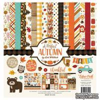 Набор бумаги от Echo Park - A Perfect Autumn, 30х30см