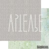 Лист бумаги от Артелье - ФОНОteka - Связанные одной нитью, 30х30 см