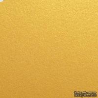 Картон Sirio pearl aurum, 30х30 см, цвет золотой,  230 г/м2, 1 шт