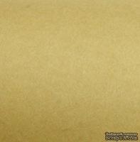 Дизайнерский картон с гладкой поверхностью Sirio color bruno, размер: 30х30, цвет: коричневый светлый, плотность: 290 г/м2, 1 шт