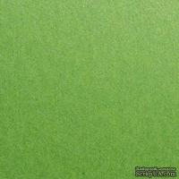 Дизайнерская бумага Stardream fairway, 30х30, зеленая оливковая, 120 г/м2
