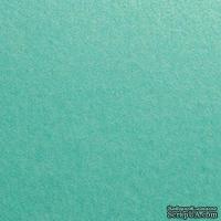 Дизайнерский картон  Stardream lagoon, 30х30, аквамарин, 285 г/м2, 77059, 1 шт