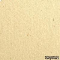 Дизайнерская бумага Flora camoscio, размер: 30х30, цвет: бежевый светлый, 100г/м2, 1 шт