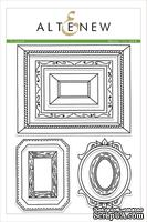 Штампы от Altenew - Framed Stamp Set