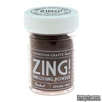 Пудра для эмбоссинга Chestnut Zing!