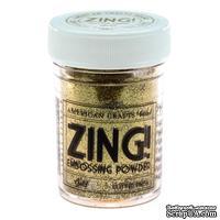 Пудра для эмбоссинга Glitter Gold Zing!