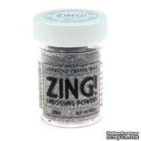 Пудра для эмбоссинга Glitter Silver Zing! - ScrapUA.com