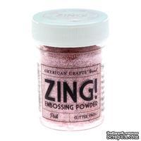 Пудра для эмбоссинга Glitter Pink Zing!
