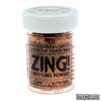 Пудра для эмбоссинга Glitter Copper Zing!