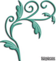 Лезвие Tropical Flourish от Cheery Lynn Designs