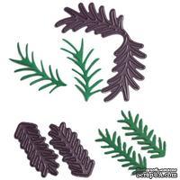 Набор лезвий Pine Branches от Cheery Lynn Designs