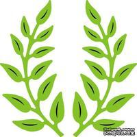 Набор лезвий Olive Branches  от Cheery Lynn Designs