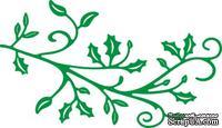 Лезвие Holly Lace Flourish от Cheery Lynn Designs
