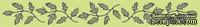 Лезвие Flourish Leaf Strip от Cheery Lynn Designs