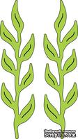 Лезвия Iris Leaves от Cheery Lynn Designs, 2 шт