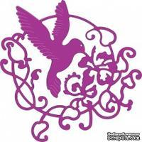 Лезвие Lace Hummingbird Flourishот Cheery Lynn Designs, 1 шт.