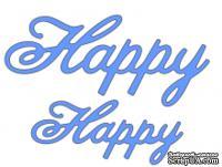 Лезвия Happy от Cheery Lynn Designs, 2 шт.