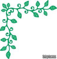 Лезвие от Cheery Lynn Designs - Ivy Corner Flourish - B315