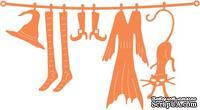 Лезвие Witch's Laundry от Cheery Lynn Designs