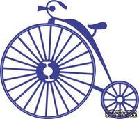 Лезвие Vintage Bicycle от Cheery Lynn Designs