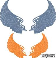 Лезвие Wings от Cheery Lynn Designs