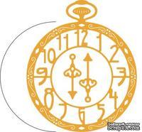 Лезвие Pocket Watch w/Angel Wing от Cheery Lynn Designs