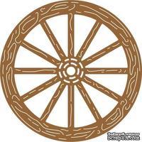 Нож для вырубки от Cheery Lynn Designs - Wagon Wheel