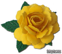 Лезвие Tea Rose Medium от Cheery Lynn Designs, 1 шт.