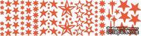 Ножи от Cheery Lynn Designs - 100 Stars - 100 Звездочек
