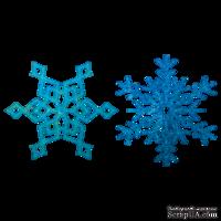 Ножи от Cheery Lynn Designs - Snowflake Set , 2 шт