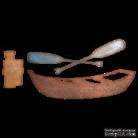 Ножи от Cheery Lynn Designs - Fishing Boat Se, 4 шт