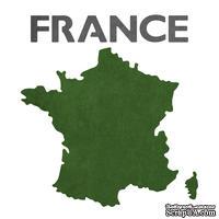 Нож для вырубки от Cheery Lynn Designs - France