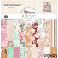 Набор двусторонней бумаги BoBunny - Madeline - Collection Pack, размер 30х30 см