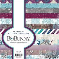 Набор двусторонней бумаги BoBunny - Altitude - Pad, размер 15х15 см, 36 листов