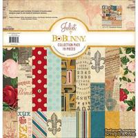 Набор двусторонней бумаги BoBunny - Collection Juliet - Collection Pack, размер 30х30 см