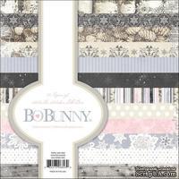 Набор двусторонней бумаги BoBunny - Winter Wishes - Paper Pad, размер 15х15 см, 36 листов