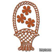 Лезвие Crafty Ann Flower Basket