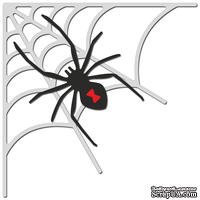 Лезвие Crafty Ann - Halloween Set 3 (Spider and Web)