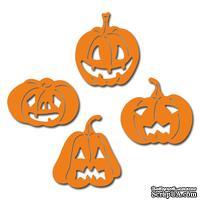 Ножи от Cheery Lynn Designs - Pumpkin, 4 шт