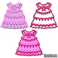 Лезвие Crafty Ann - Baby Girl's Dress