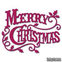 Лезвие Crafty Ann Merry Christmas